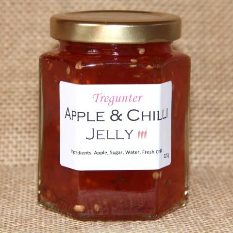 Tregunter Medium Apple & Chilli Jelly